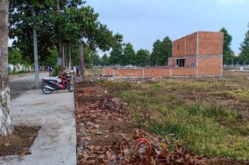 Bán 2 lô đất đối diện trường học quận Bình Thủy, gần sân bay quốc tế Cần Thơ, đã có sổ đỏ. Giá thấp