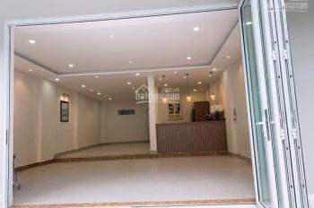 Cho thuê nhà 2 tầng MT Cao Thắng trống suốt diện tích 171m2