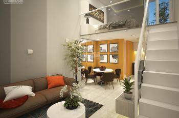 Bán chung cư trả góp mặt tiền TL824, 275 tr/căn, giá 100%, góp 12 tháng, full nội thất