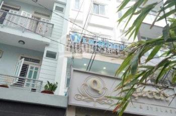 Bán nhà đường Cách Mạng Tháng 8, P. 4, Q. TB DT: 4.5 x 20m Hầm 5 tầng HĐ: 60tr giá 15.9 tỷ Tùng Anh