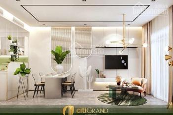 Căn hộ cao cấp CitiGrand Q2, giá từ 2.1 tỷ căn 2pn 2wc, giỏ hàng độc quyền F1