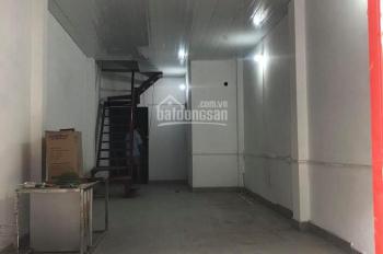 Cho thuê nhà riêng DT 60m2*2 tầng,thuê ở gia đình, bán online, VP tại ngõ 192 Lê Trọng Tấn, 7 triệu