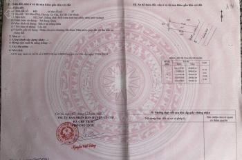 Bán lô đất thổ cư 5x20 sổ hồng riêng. Ngay phim trường HTV, gần chợ Hòa Phú