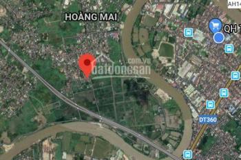 Bán mảnh đất rất đẹp mặt đường thông World Bank, Đồng Thái, An Dương. LH: 0901.516.306