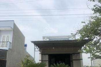 Bán căn nhà cấp 4 y hình tổng diện tích 125m2, đường nhựa 12m, khu đông dân, sổ hồng sang tên ngay