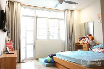 Nhà mặt tiền đường 8m khu Bình Phú 1, (4x18m), 2L mới đẹp, nội thất cao cấp, khu an ninh