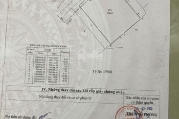 Bán đất 23x35m SĐR thổ cư 660 m2, mặt tiền đường Ấp Chánh 16, Tân Xuân, Hóc Môn, giá 21 tỷ
