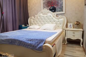 Cho Thuê CHCC Royal City, 275 Nguyễn Trãi : 110m2, 2PN, nội thất tân cổ điển, giá 18 tr/th