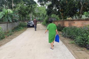 Đất nghỉ dưỡng Vân Hòa - Ba Vì, gần UBND xã và Homestay Vân Hòa, DT: 1960m2, chỉ 1tr/m2
