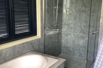 Cần bán biệt thự mới, nhà đẹp xây dựng kiên cố, chắc chắn tại KDC Tấn Trường đường Phú Thuận, Q7