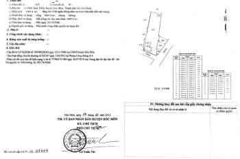 Chính chủ bán 1070m2 giá 22 tỷ ngay mặt tiền Trần Khắc Chân và Trần Thị Bốc LH 0931771393