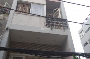 Bán gấp nhà thuộc khu nhà cao tầng DT ( 3.8m x 10.77m) đường Lê Văn Sỹ, P.14, Q.3 giá 6.4 tỷ TL