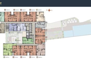 Cần bán căn hộ Ascent Plaza 2 phòng ngủ 72.27 m2 chênh lệch chỉ 10 triệu - bán nhanh thu hồi vốn