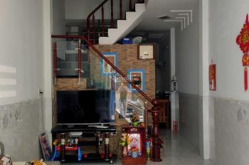 Nhà phố 3 tầng, hẻm xe hơi, DT 3.6x13m, gần ngã tư Võ Văn Kiệt, An Dương Vương, chỉ 3,85 tỷ