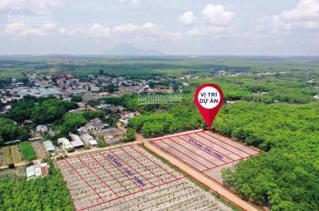 Bán đất nền vành đai khu công nghiệp becamex chơn thành có sổ sẵn thổ cư 100m2, LH: 0919014578