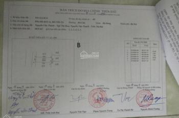 Bán đất dịch vụ Hà Trì, phường Hà Cầu, Hà Đông, Hà Nội, diện tích 60,9m2, giá 63 triệu/m2
