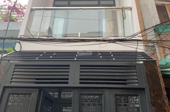 Bán nhà mới đẹp, hẻm 341/4 Bến Phú Lâm, Q6. DT: 32m2 giá: 3,2 tỷ