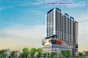 Chính chủ cần bán Căn hộ Saigon Skyview tầng 19 Giá bán 1.960 tỷ, diện tích 69m2 - 2PN