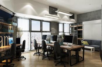 Văn phòng cho thuê 30-120m2, được ĐKKD, có hầm xe, bàn ghế, phòng GĐ. LH 0911-37-44-66 (P.An Phú)