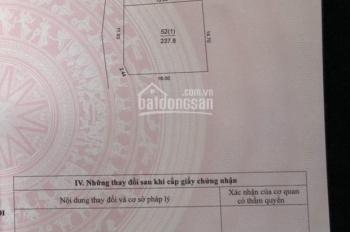 Giá cho các nhà đầu tư 18tr/m2, 237m2 đất thổ cư đường 3.5m Cán Khê, Nguyên Khê