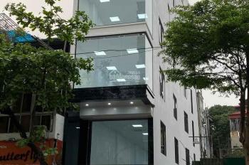 Cần cho thuê gấp MB phố Khâm Thiên DT 100m2 x 7T, mặt tiền 4m. View đẹp nhận diện thương hiệu tốt