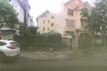 Bán gấp 2 lô đất biệt thự khu đô thị Trung Văn Hancic DT 170m ô góc cạnh trường Olympia