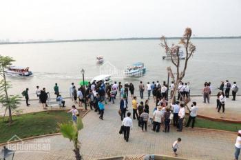 Bán đất KĐT mặt tiền sông lớn, vùng đất cho giới siêu giàu, KĐT sinh thái King Bay, giá 13,2 tr/m2