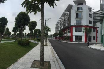 Bán gấp shophouse khu đô thị Khai Sơn Town Long Biên, ô góc 3 mặt thoáng
