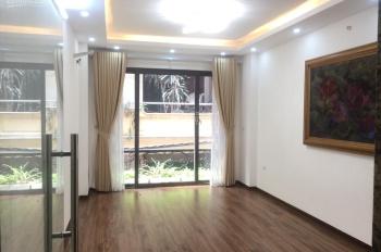 Bán nhà Trần Đăng Ninh Cầu Giấy 7.3 tỷ, 55m2 xây 6 tầng thang máy, ôtô đỗ cửa tiện làm văn phòng