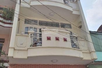 Bán Nhà HXH Quay Đầu Nguyễn Xí Q.BT DT:4,5x14m 4 Tầng Vuông Vức Giá 8,5 Tỷ