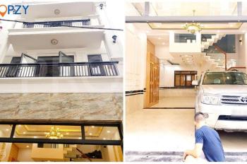 Chính chủ gửi bán nhà mới xây phường Linh Đông, quận Thủ Đức, đường xe hơi