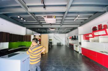Cho thuê nhà mặt phố Trần Cung DT: 200m2x2T, mặt tiền rộng, kinh doanh tốt, giá 48tr/tháng