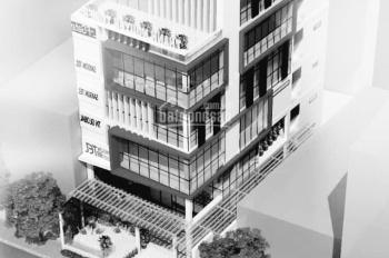 Cho thuê tòa nhà Lũy Bán Bích 9x25m, 1 hầm một trệt 6 lầu, giá 180 triệu, 0931970853