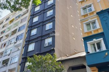 Cho thuê khách sạn 3 sao Trần Hưng Đạo Q1, 64PN