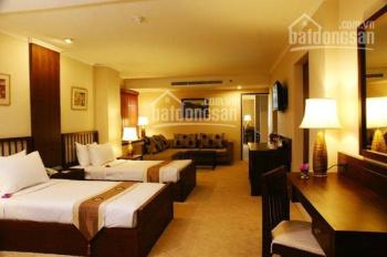 Cho thuê khách sạn MT Cống Quỳnh, P. Phạm Ngũ Lão, Q.1: 6.6x17m, 7 tầng, 18P, 150 tr/th