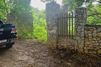 Cần bán nhanh lô đất 1620m2 đã có khuôn viên tường bao xung quanh tại Liên Sơn, Lương Sơn, HB