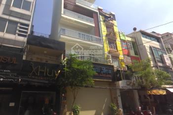 Cho thuê nhà nguyên căn mặt tiền đường Nguyễn Thiện Thuật, P. 2, Q. 3 - DT 8mx10m, nhà 1T 6L