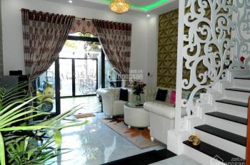 Cho thuê nhà MT Hàm Nghi, P. Nguyễn Thái Bình, Q. 1: 6.5x17m, trệt 1 lầu, 100tr/th
