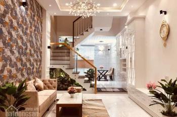 Chỉ 6.9 tỷ sở hữu ngay căn nhà 1 trệt 3 lầu - 64m2 - đường Hưng Phú - P. 9 - quận 8