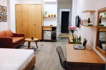 Cho thuê khách sạn MT Nguyễn Thái Học, P. Nguyễn Thái Bình, Q.1: 4x16m, hầm 5 tầng, 15P, 140tr/th
