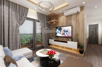 Cho thuê căn hộ 2 phòng ngủ đủ đồ giá 12tr/th tại CC Việt Đức Complex. LH: 0906.97.57.97