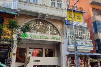 Cho thuê khách sạn phường Đa Kao Q1 13PN