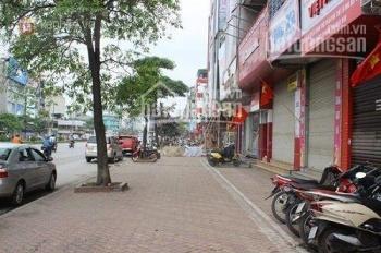 Bán nhà phố Trần Thái Tông Diện tích 184m2, xây 8 tầng, mặt tiền 11m, giá 69 tỷ . 0901751599