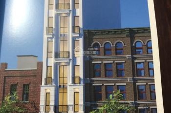 cho thuê tòa văn phòng 8 tầng mp Nguyễn Xiển-khuất duy tiến. DT 172M2,MT 6,7M..