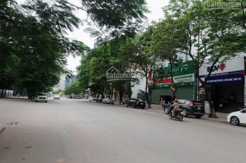 Bán nhà phố Khúc Thừa Dụ Diện tích 166m2, 2 tầng, mặt tiền 8m, giá 80 tỷ! 0901.751.599
