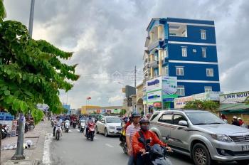 Bán nhà mặt tiền Phan Văn Trị Bình Thạnh, gần Emart 6x12m 6 tầng 95tr/tháng - 0901444685. Giá 23 tỷ