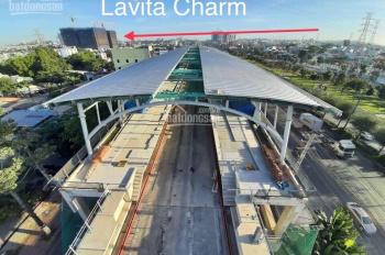 Kẹt tiền mùa dịch, cần thu hồi vốn gấp bán nhanh 2PN dự án Lavita Charm, giá 2,2 tỷ, LH 0935537777