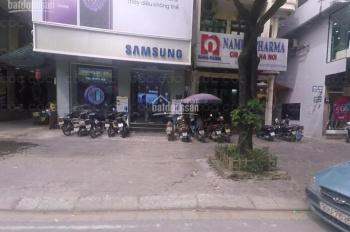 Cho thuê nhà MP Thái hà dt 60m, mt 5m giá 40 tr