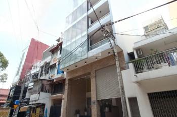 Tòa nhà hầm 6 lầu Nguyễn Tri Phương, Quận 10, thu nhập 200 triệu, DTCN 5x25. Gía chỉ 40 tỷ