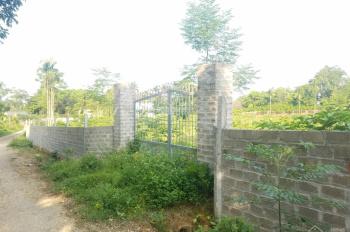 Bán lô góc 2 mặt tiền đẹp S 2776m2 tại Yên Bài, Ba Vì. HN đã có tường bao kiên cố vị trí đẹp
